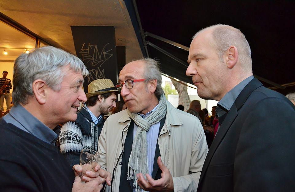 Apéro de rentrée de jean Pierre Hupkens au Mad Cafe à Liège le 25-09-2014 - © Michele Chianese