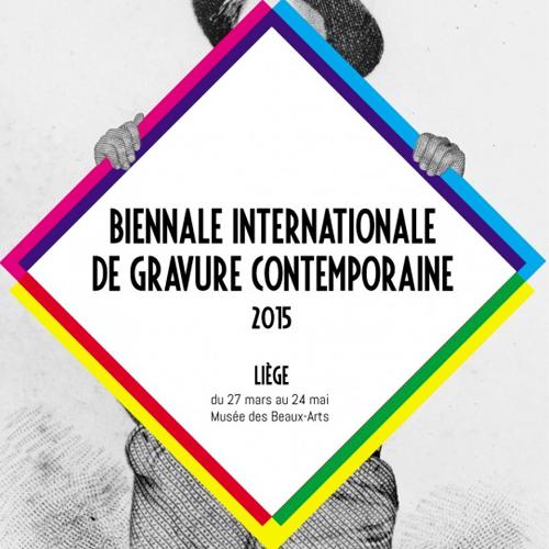 Biennale internationale de gravure contemporaine 2015