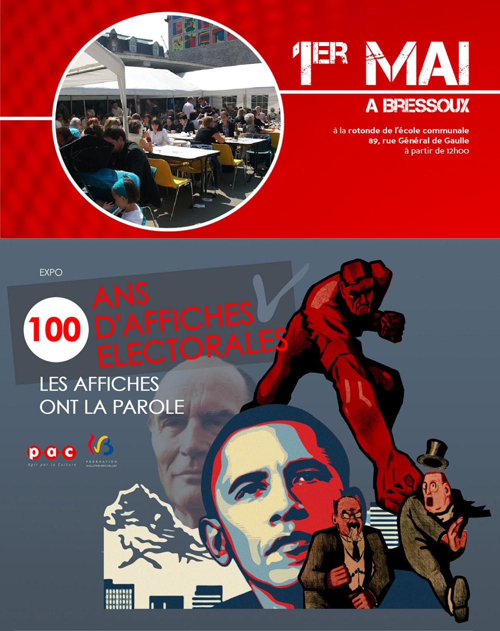 1er Mai Bressoux 2012