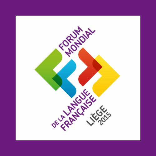 Forum mondial de la langue française - du 20 au 23 juillet