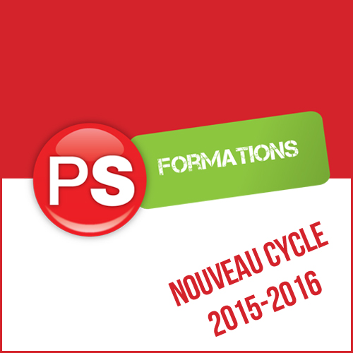 FORMATION A DESTINATION DES MILITANTS/SYMPATHISANTS : CYCLE 201562016