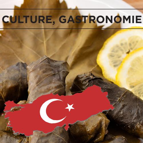 Culture et gastronomie [Turquie] le 17 janvier 2016