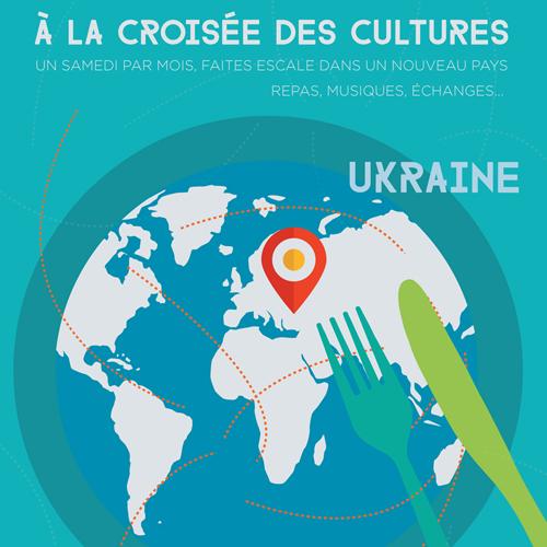 A la croisée des cultures - Ukraine - 23.04