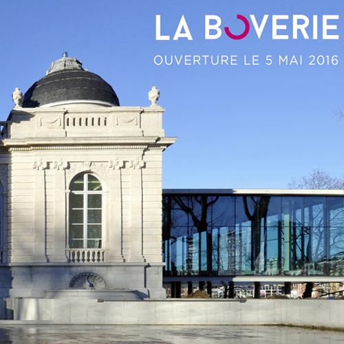 LE MUSÉE LA BOVERIE INAUGURÉ EN MAI