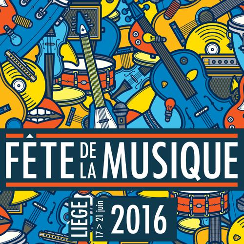 Fête de la Musique 2016 | Du 17 au 21 juin